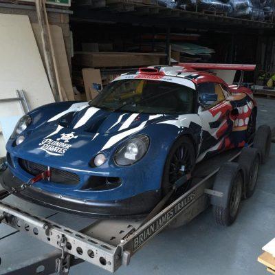 Custom Motorsport Graphics