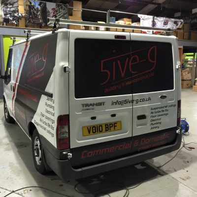 Vehicle Livery Service