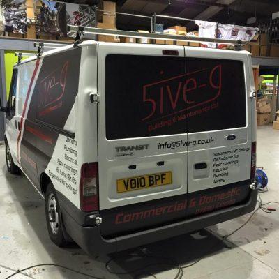 Vehicle Livery Service