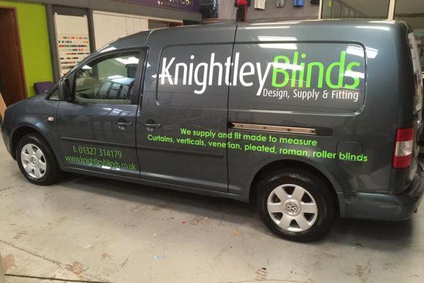 Bespoke Vehicle Livery Service
