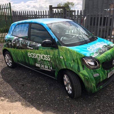 Business Vehicle Livery