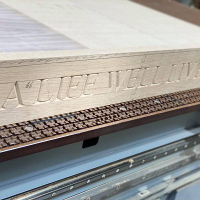 Tailor Made Engraving
