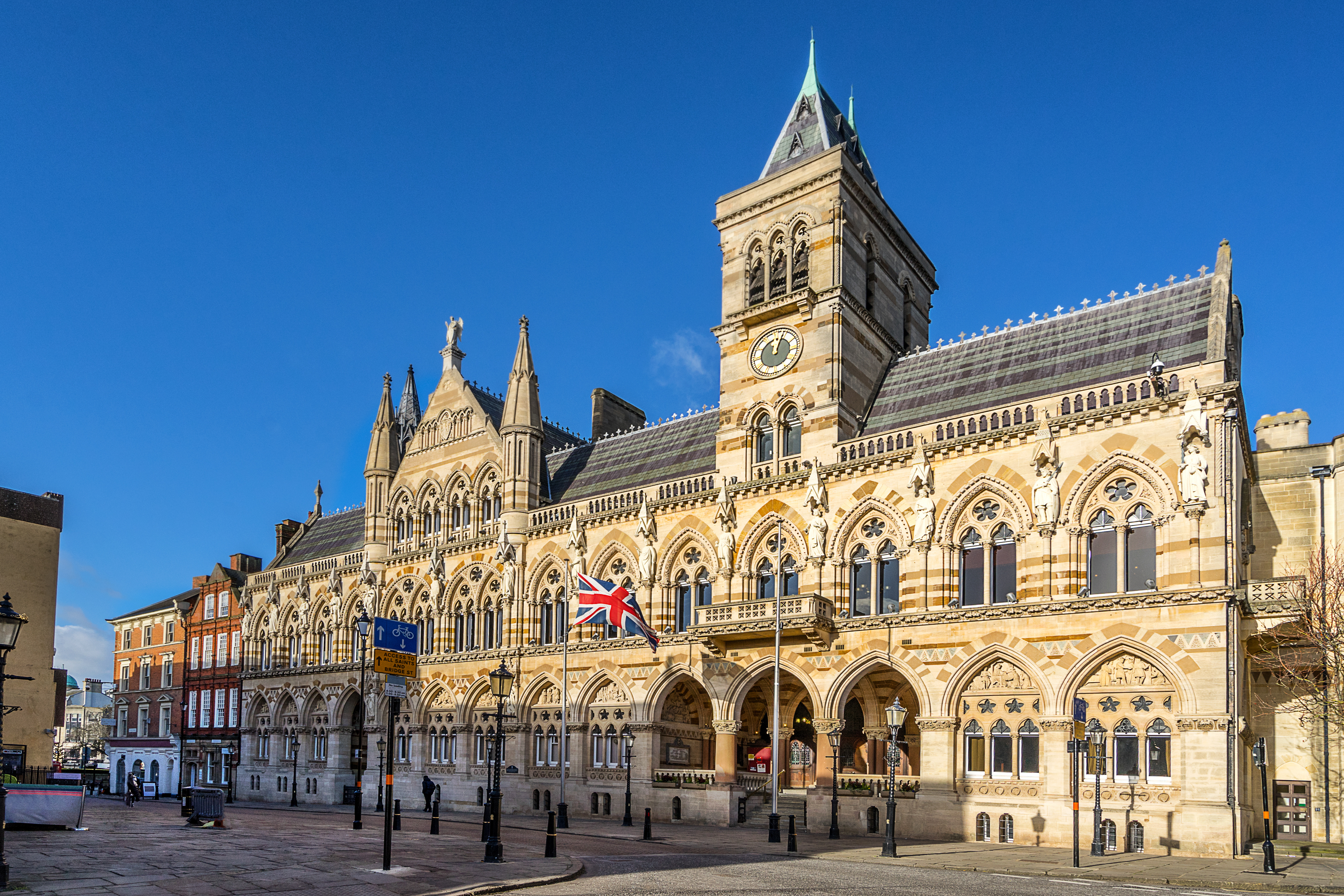 4 Unknown Facts About Northamptonshire